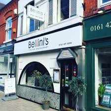 Bellini's Italian restaurant in cheadle