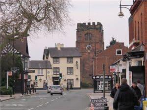 Cheadle, Cheshire