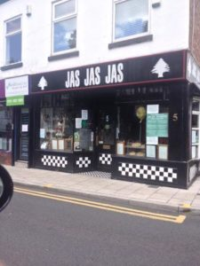jas jas jas restaurant in cheadle